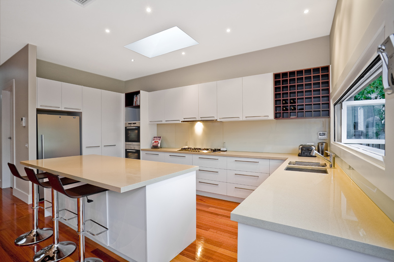 luxury townhouse design in Melbourne
