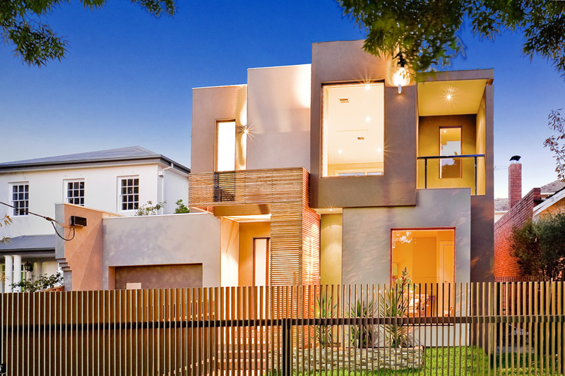 Luxury Townhouse Design - The Armadale Melbourne