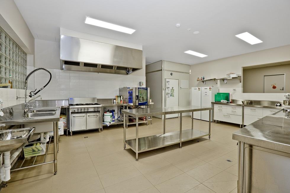 commercial kitchen designer for Essendon Kids